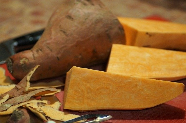 Benefits of Sweet Potatoes  I  Sweet Potato Bisque